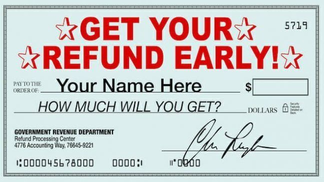 March Reddit Challenge File Your Tax Return Early Money Under 30