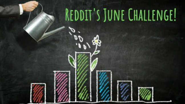 Reddit's June Challenge-Review Your Investment Asset