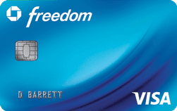 Chase Freedom Credit Card Review