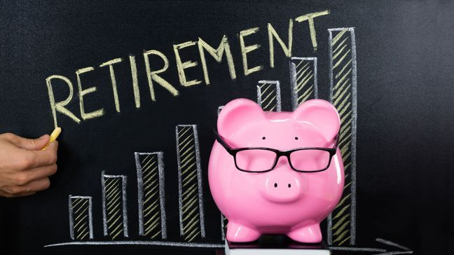 Invest With Little Money - Retirement