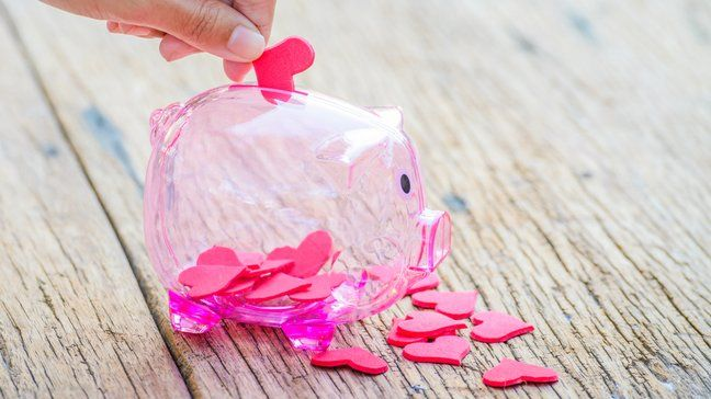 What Does Money Have To Do With Love – Plenty!