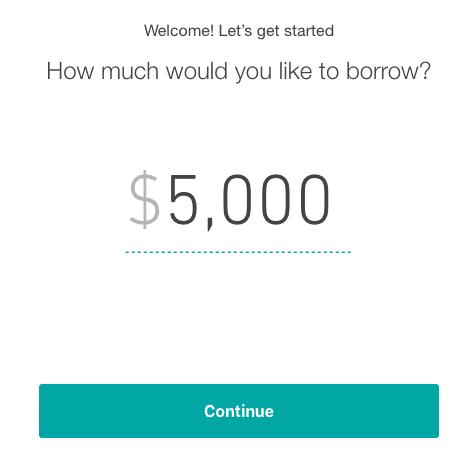Revisión de Prosper: Mi experiencia con Prosper - ¿Cuánto quieres pedir prestado?