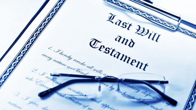 Estate Planning Checklist - Will or Confidence