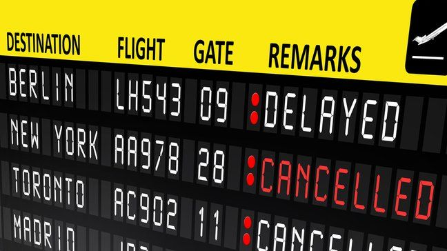 What The Stock Market Plunge Means For You - Less travel