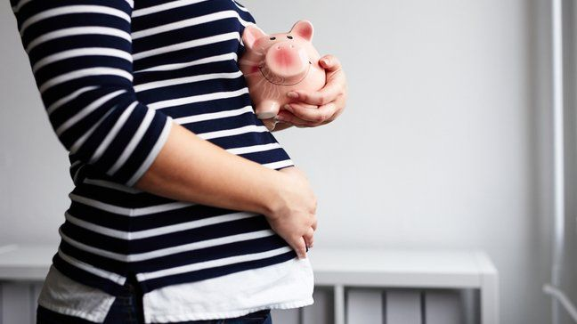 The Real Cost Of Having A Baby - How to calculate the costs of having a child
