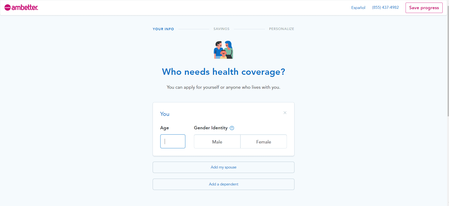Ambetter insurance: my experience with Ambetter - who needs health insurance?
