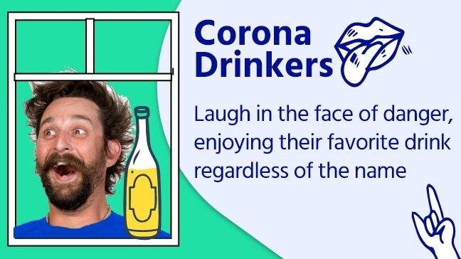 What Does Your Favorite Quarantine Drink Say About Your Finances? - Corona Drinkers