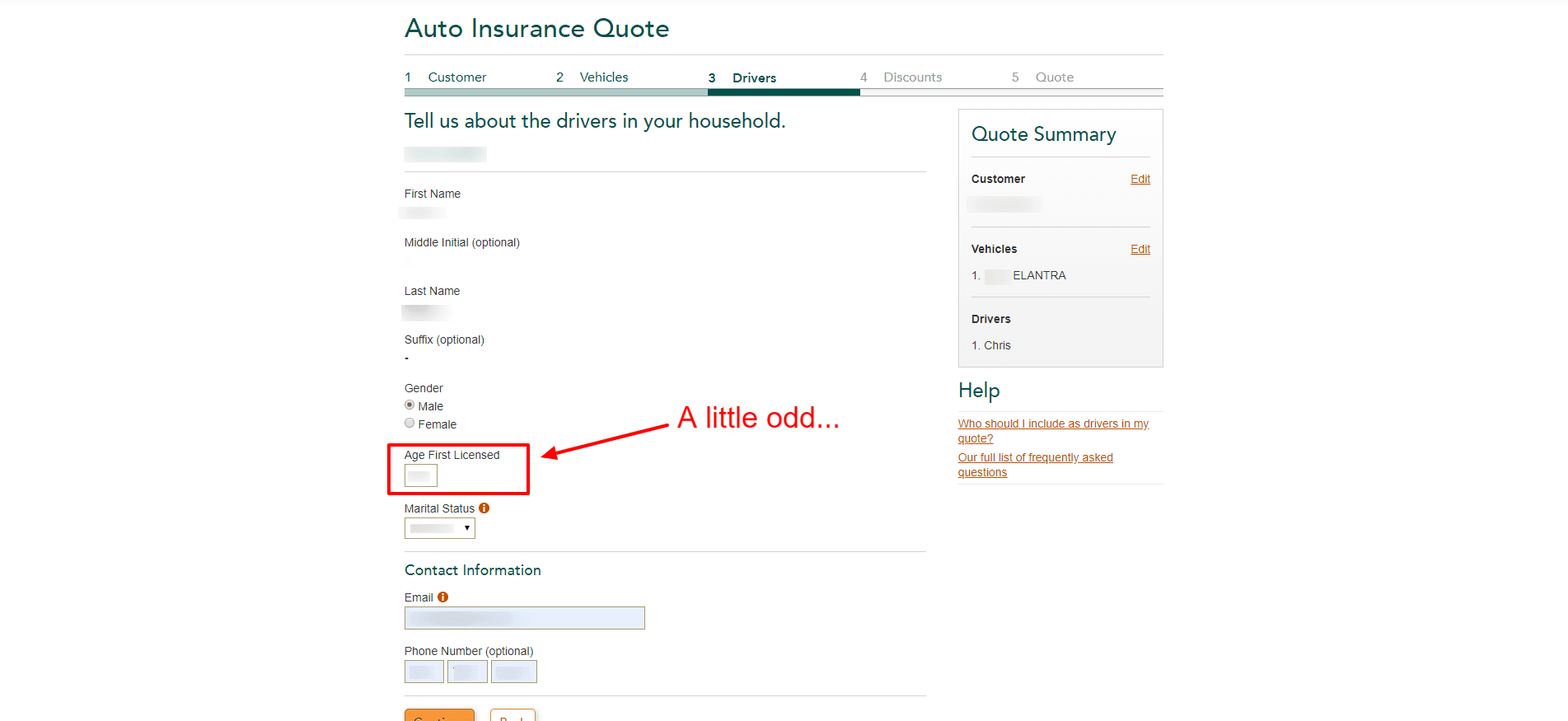 Amica Insurance Review License