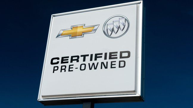 Buying A Used Car? Getting A Pre-Purchase Inspection Could Save You Thousands - What if the car I'm buying is Certified Pre-Owned?