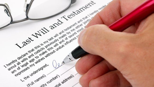 Are you a new parent Here's How To Build A Financial Safety Net - Make A Will