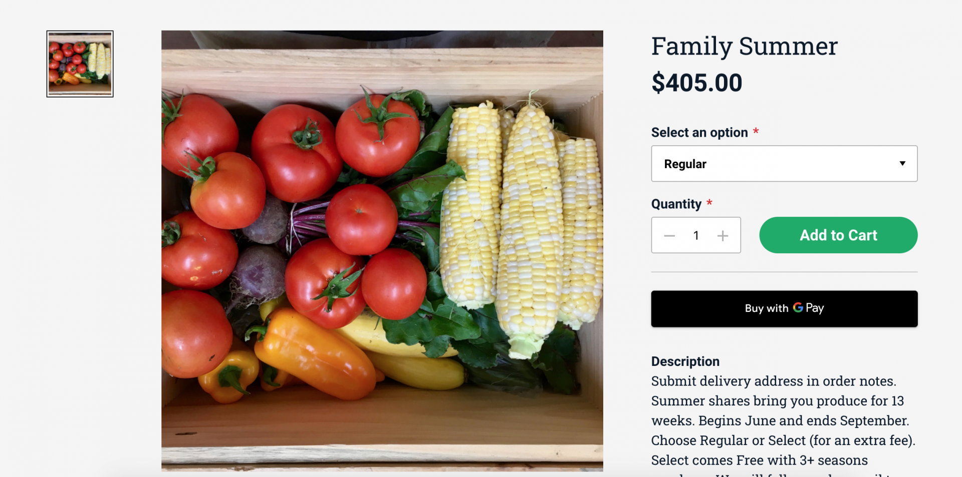 How I Used Local Farms To Slash My Food Bill - How much do CSAs cost?