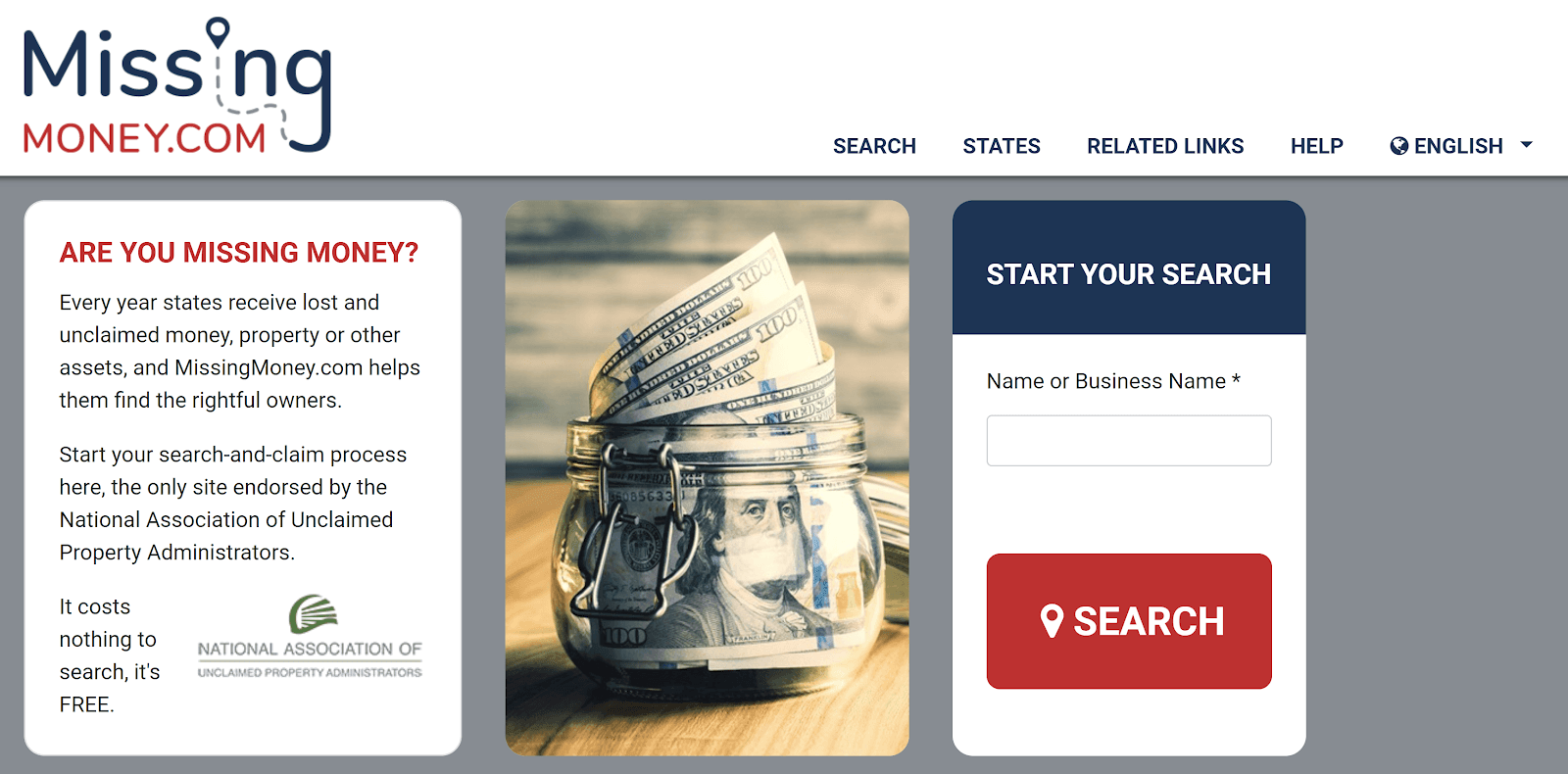 Finding Lost Money: Unclaimed Funds From Across The United States - Missing Money