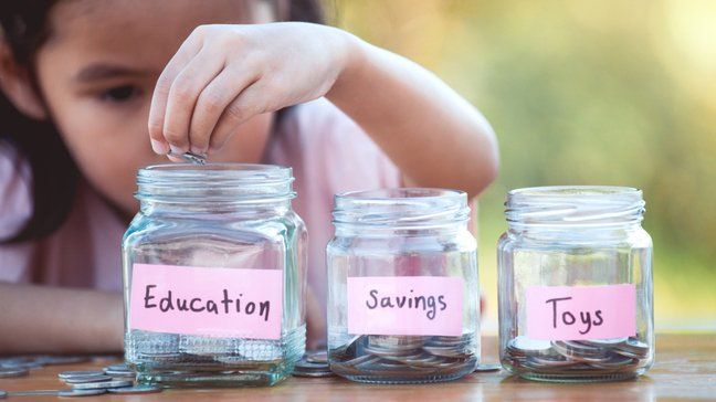 Explaining Financial Hardship To Children: How, When, And Why You Should Be Honest With Your Kids About Money - Important budgeting tools to help explain financial hardship