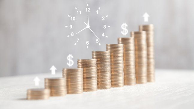 How To Live Off Of Minimum Wage - Set some financial goals