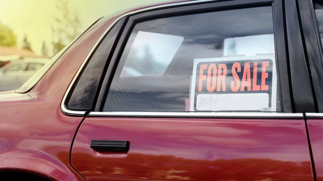 Save More And Spend Less - How To Live Below Your Means - Drive a used car