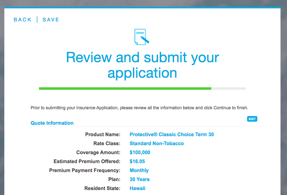 Protective Life Insurance Review: Affordable Life Insurance For Every Budget - Review and submit