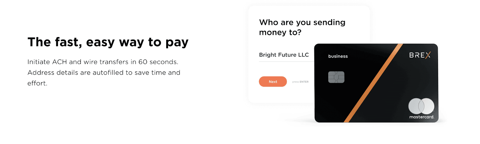 Brex Review: A Company That Makes Managing Your Startup A Breeze - Easy way to pay