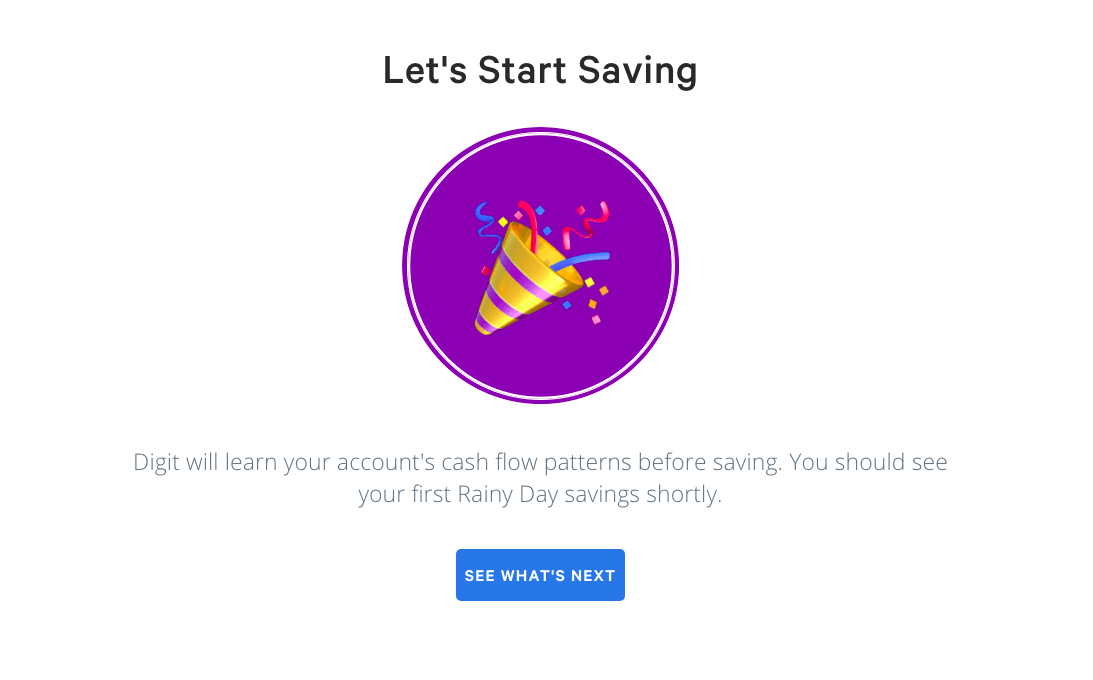 Digit.co Review: A Free App To Put Your Savings On Autopilot REWRITE - See what's next