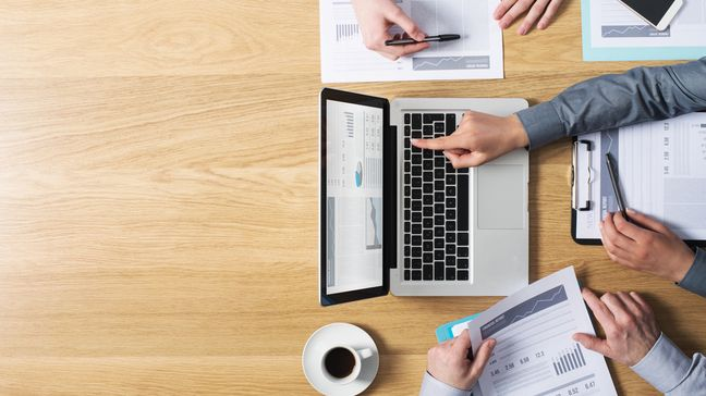 The Benefits of Using An Online Bank Account For Your Business - Why a personal account isn't enough