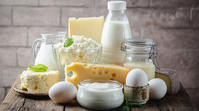 30 Cheap (And Healthy) Ingredients To Buy When Your Budget Needs A Breather - Dairy