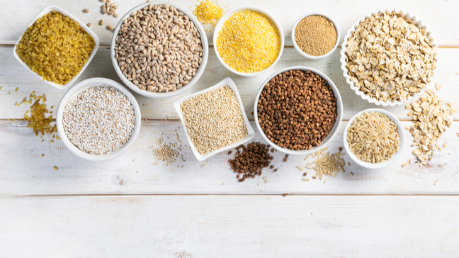 30 Cheap (And Healthy) Ingredients To Buy When Your Budget Needs A Breather - Grains