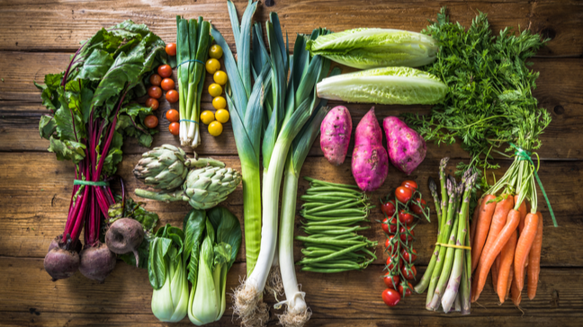 30 Cheap (And Healthy) Ingredients To Buy When Your Budget Needs A Breather - Vegetables