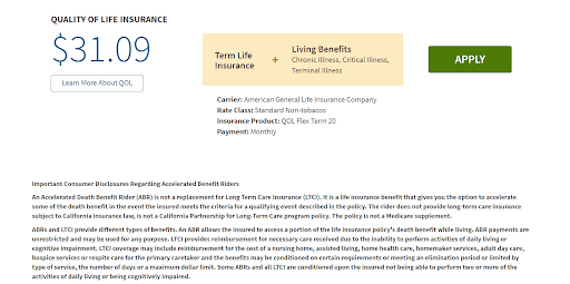 AIG Review: A Plethora of Life Insurance Options Means There Is Something For Everyone - Quote 2