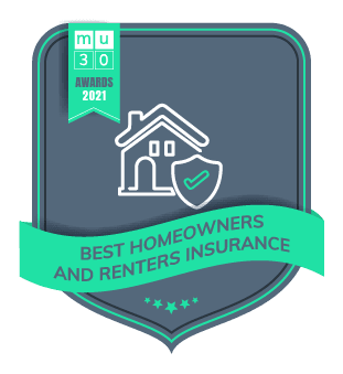 xMU30's 2021 Awards - The Best Financial Products On The Market - Best Real Estate Investing Platform - Best homeowners and renters insurance