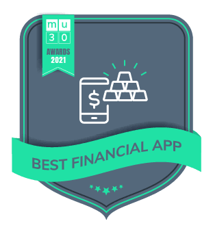 MU30's 2021 Awards - The Best Financial Products On The Market - Best Real Estate Investing Platform - Best financial app