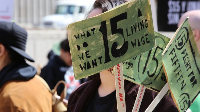 Then Vs. Now: How Minimum Wage Became A Hotly Debated Topic - Minimum wage today: a source of contreversy