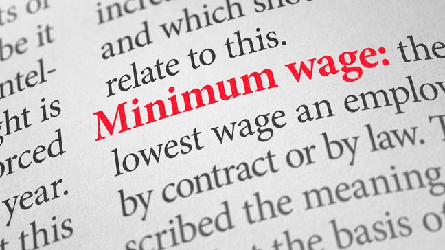 Then Vs. Now: How Minimum Wage Became A Hotly Debated Topic - How did minimum wage begin, and why?