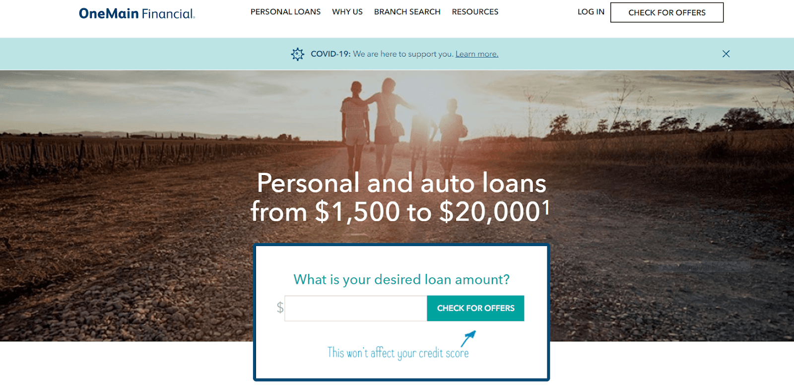 OneMain Financial: Fast, Simple Loans for Average or Poor Credit - Check for offers
