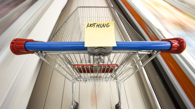 My Buy Nothing Month: What I Learned When I Stopped Shopping - My rules for a buy nothing month
