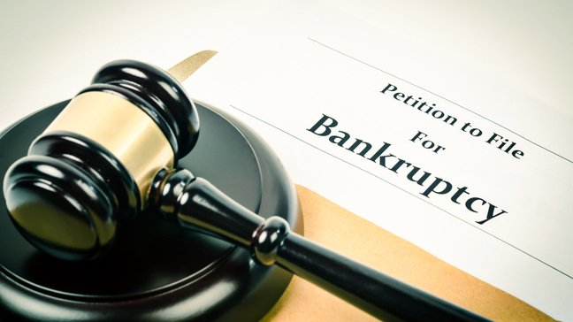 Will Bankruptcies Rebound From A Record 2020 Drop? - Bankruptcy may be necessary in the future