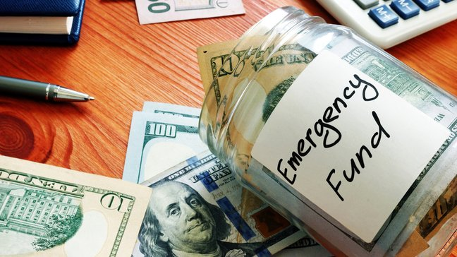 11 Financial Tricks You Shouldn't Fall For - Dipping into your emergency fund