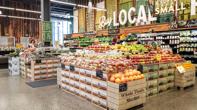 11 Ways To Make Money On Amazon - Whole Foods in-store shopping