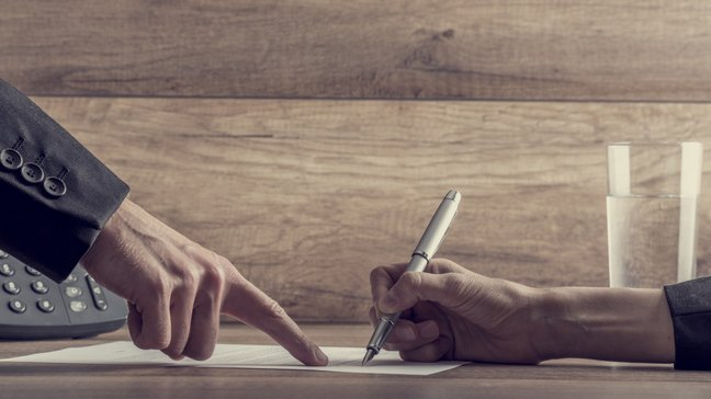 How To Get A Small Business Loan: The Ultimate Guide - Read the terms, then read them again