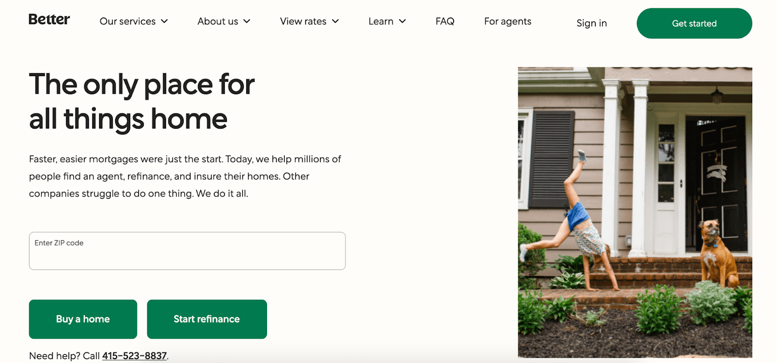Better.com: Affordable Mortgages In An Easy-to-Use Platform - Buy a home