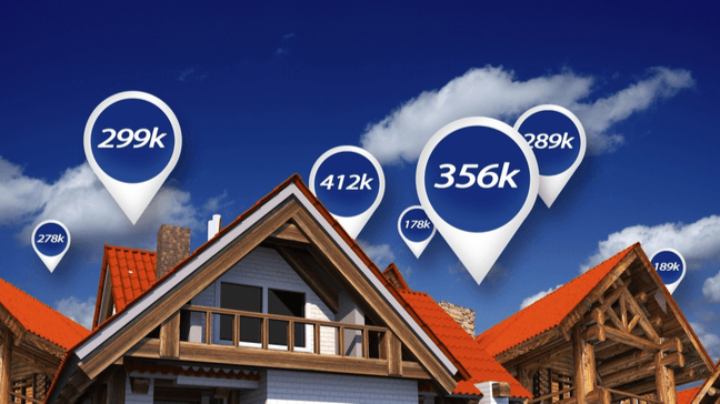 From Increased Prices To The Rise Of Homebuying Technology - How Homebuying Has Changed Over The Last 60 Years - The median price of homes