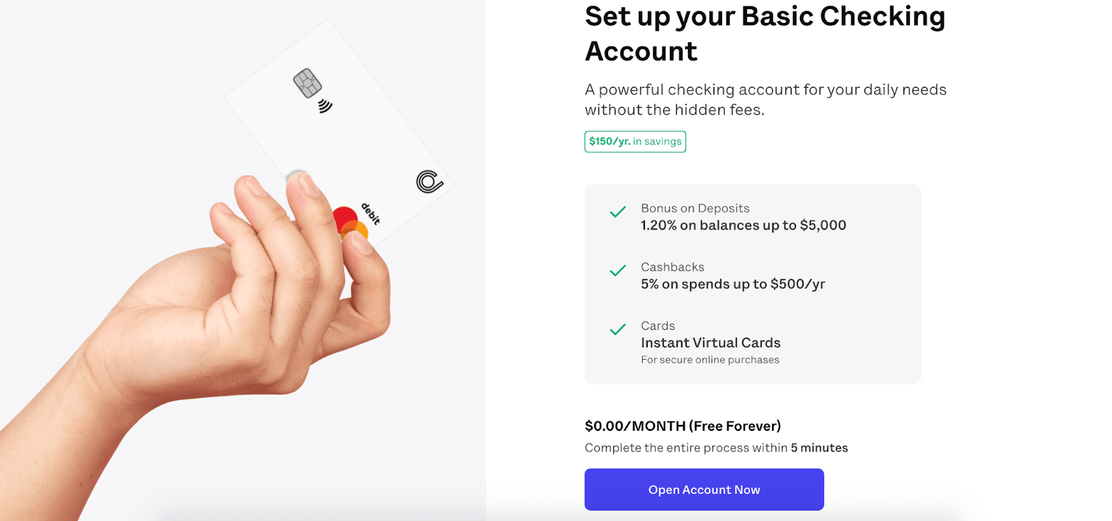 OnJuno Review: Earn An Unprecedented APY Without Sacrificing Your Money To Fees - Open account now