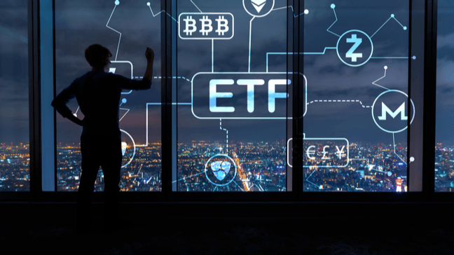 How To Invest In Blockchain ETFs - What is a blockchain ETF