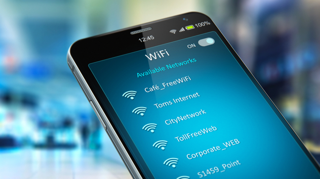 8 Steps To Reducing Your Mobile Data Usage (And Saving Hundreds) - Hop on Wifi whenever possible