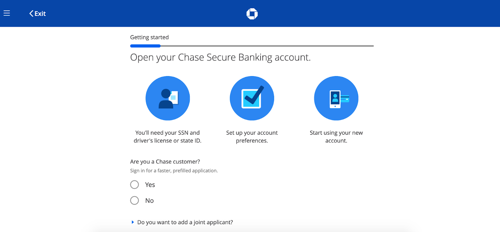 Chase Secure Banking Review: Corporate Banking with Online Convenience - Open your account
