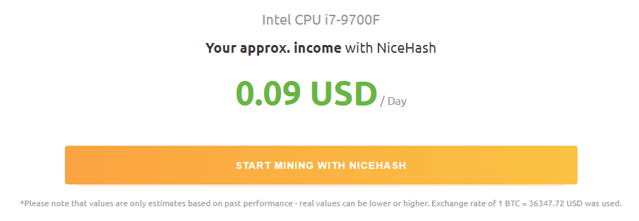 What Is Bitcoin Mining? An Interview With A Crypto Miner - NiceHash Profitability Calculator