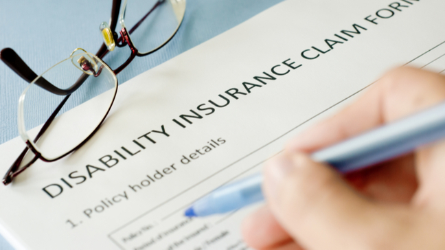 Disability Insurance – How does disability insurance work?